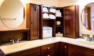 Medicine cabinet.