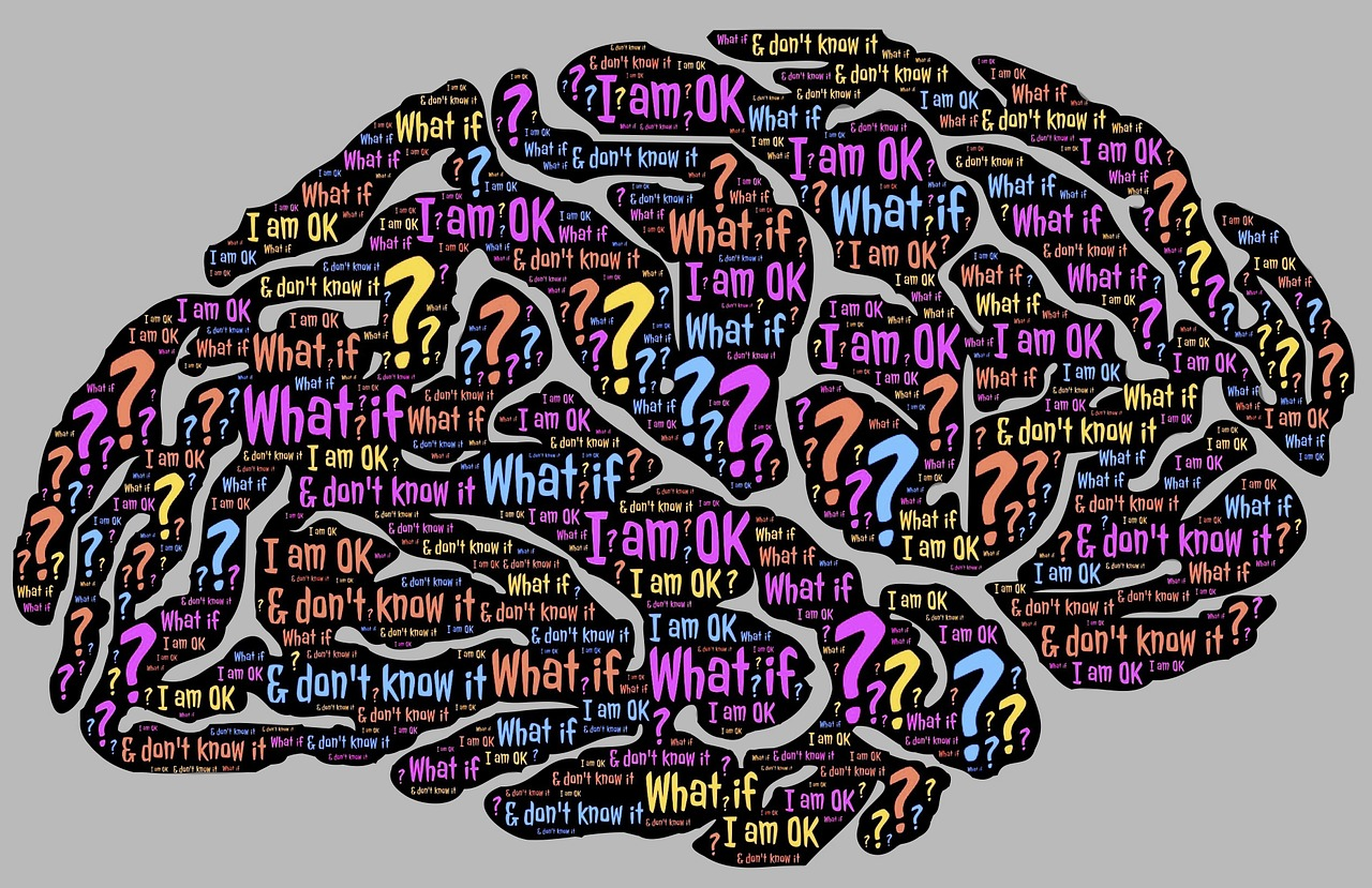 Confused brain