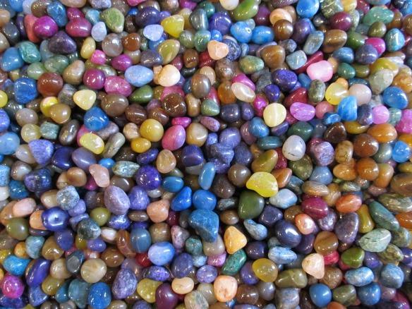 Polish rocks