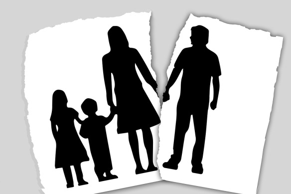 Family torn apart