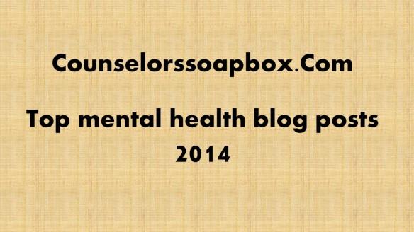Counselorssoapbox top posts 2014