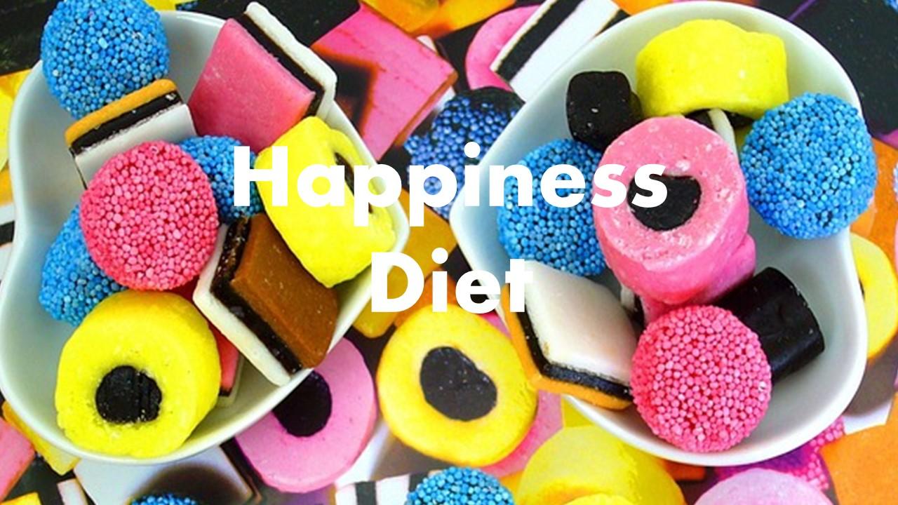 Happiness Diet