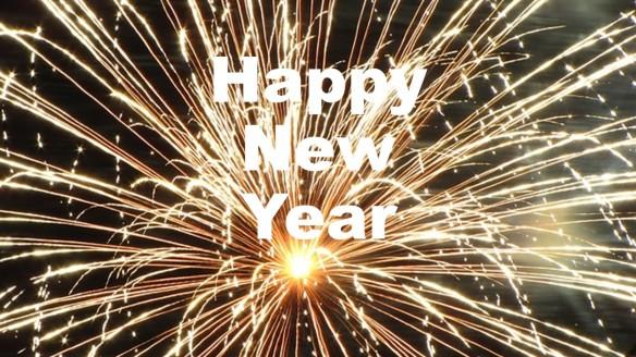New Year Dawning.