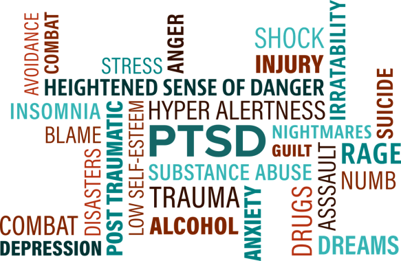 Words about PTSD