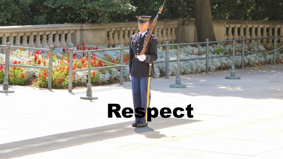 Honor Guard.
