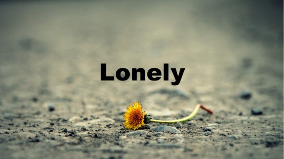 Lonely Flower