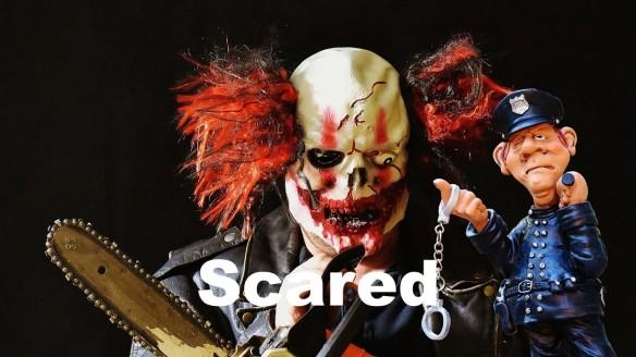 Scary stuff