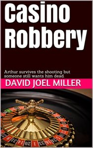 Photo of Casino Robbery book