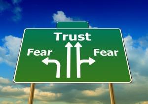 Trust sign.