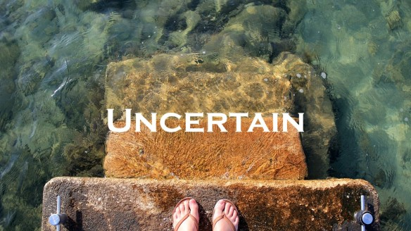 Uncertain.