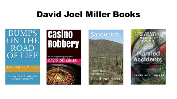 David Joel Miller Books