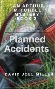 Cover for planned accidents book