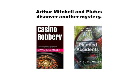 Another Mysterious Product Of >> Arthur Mitchell And His Dog Plutus Discover Another Mystery
