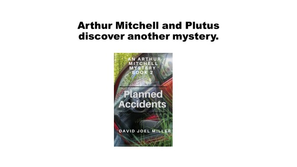 Another Mysterious Product Of >> Arthur Mitchell Mystery Planned Accidents Is Available Today
