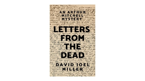 Letters From the Dead Cover